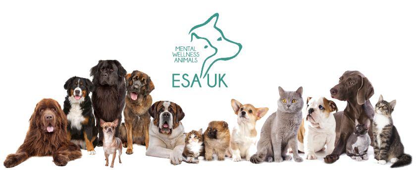 Emotional Support Animal Registry Uk